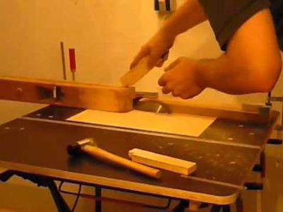 Circular Saw - Table Saw
