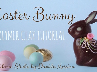Easter Bunny in 1.12 Scale - Polymer Clay Tutorial