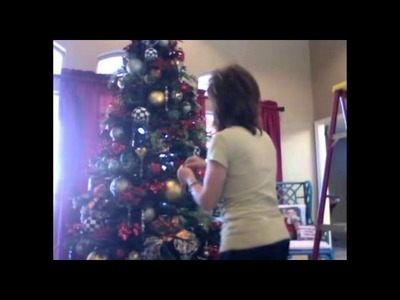 How to Decorate the Christmas Tree step 9 Adding Decorative Ornaments