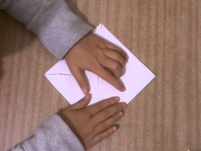 How to make a paper chatterbox