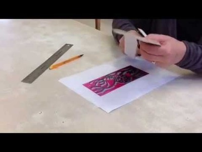 How to make a Paper Frame