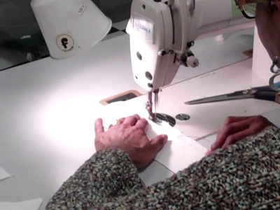 How to sew on a Shirt Cuff