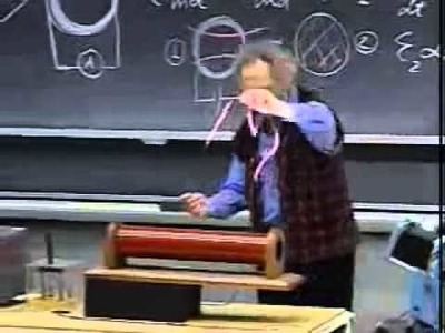 Lec 16: Electromagnetic Induction | 8.02 Electricity and Magnetism, Spring 2002 (Walter Lewin)