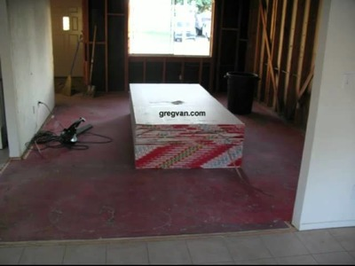 Load Drywall Before Installing Windows And Doors - Contractor Tips