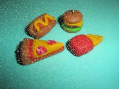 My Polymer Clay Charms pt 2