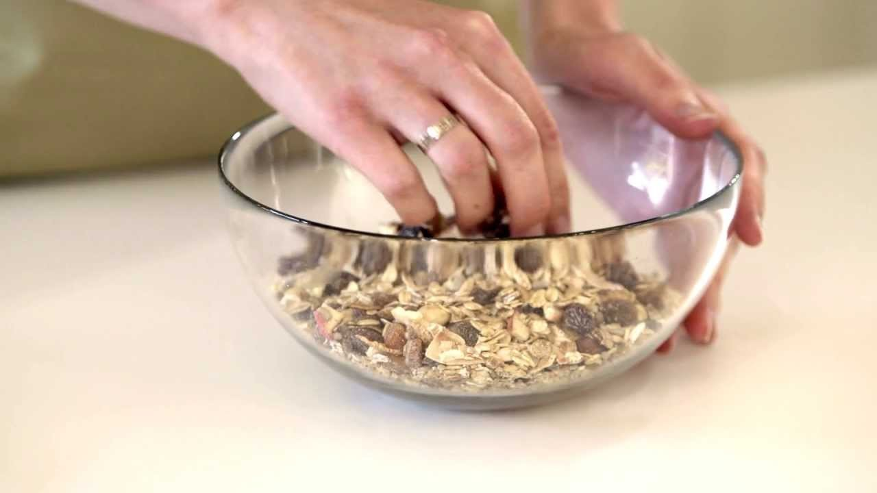 No-bake Flapjack Recipe - Sainsbury's
