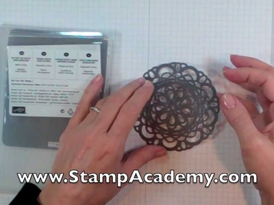 Paper Doily_Large Sizzlits Die