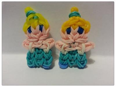 Rainbow Loom - Baby Cinderella  Part 1