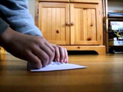 The Best Paper Blow Dart Tutorial On Earth!!!!! [HD]