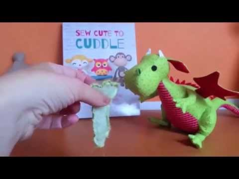 Toy Making Tutorial with Mariska Vos-Bolman | How to Turn And Stuff Narrow Pieces