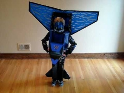 Transformer Costume Thunderbolt, Halloween
