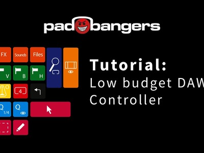 Tutorial: Low Budget (DIY) Controller For Your DAW