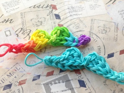 Loom Tutorial Na Wasy Z Rainbow Loom Tutorial Na Wasy Z Rainbow