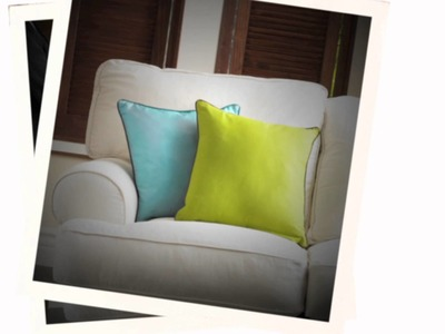 Decorating with Pillows - Home Décor Ideas