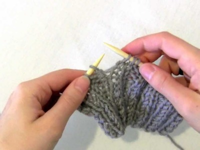 How to Fix Twisted Stitches