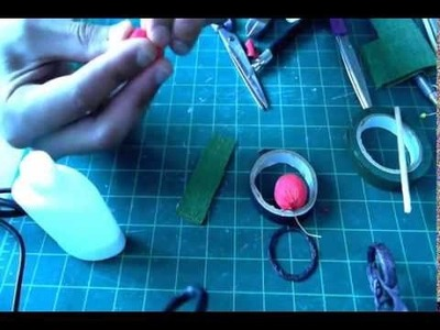 How to make paper fruits cherry