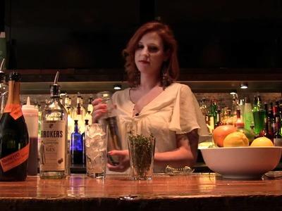 IWSB Star of the Bar - Drunken Flower by Patti Frank