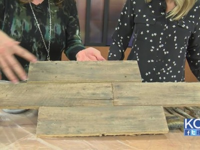 KCL - DIY Wednesday: How to age wood