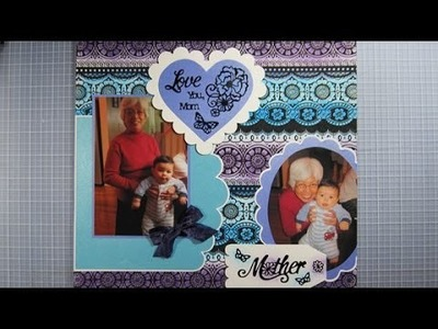 National Scrapbooking Day Page - Simply Ann