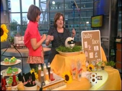 One Event Design on Good Morning Texas - Baby Shower On A Budget