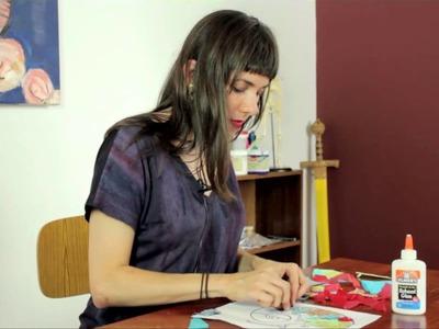 """Preschool Craft Activities for """"The Mixed Up Chameleon"""" : Preschool & Kindergarten Crafts"""