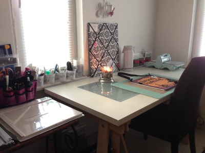 Preview of my Craft Room and Project Share