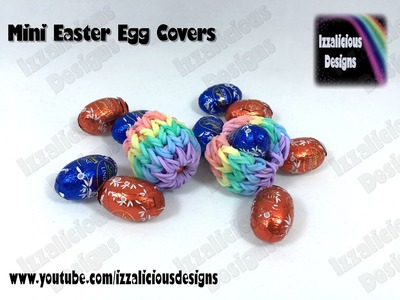 Rainbow Loom 3D Mini Egg or Candy Cover Charm - With Izzy