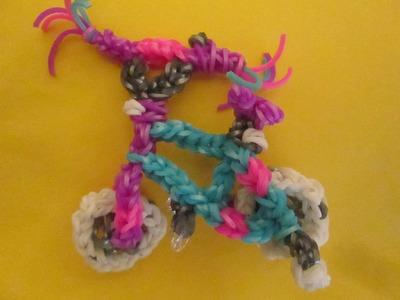 Rainbow Loom Bike Accessories Charm.