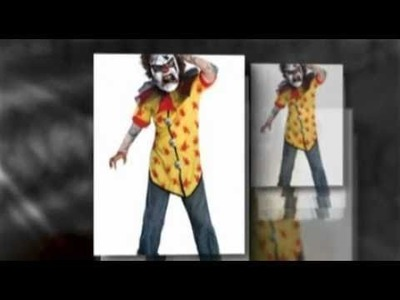 Scary Costumes Ideas - Halloween