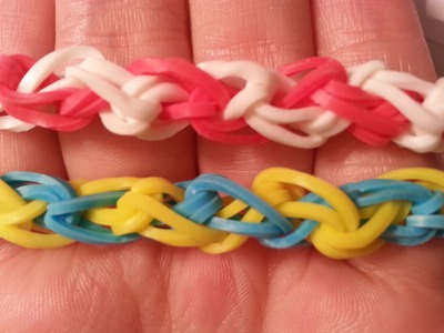 Spiral Bracelet-Rainbow Loom