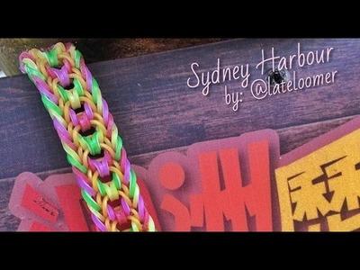 SYDNEY HARBOUR Hook Only bracelet tutorial