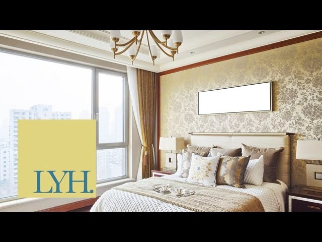Top 5 Tips for a Glamour Inspired Bedroom | Real Home Lookbook S03E3.8