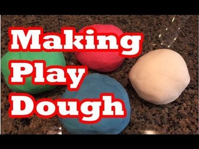 Tutorial: How To Make Play Dough Sheepishly Sharing 2014 11 10 #94