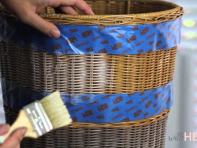 What To Do With Thrifted Baskets | withHEART