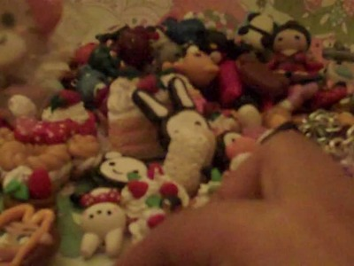 ALL my Polymer Clay Charms [[PT.2]] ♥