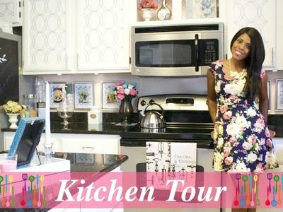 Beautiful Kitchen Tour pt 1 ♥ Kitchen Overview 2015
