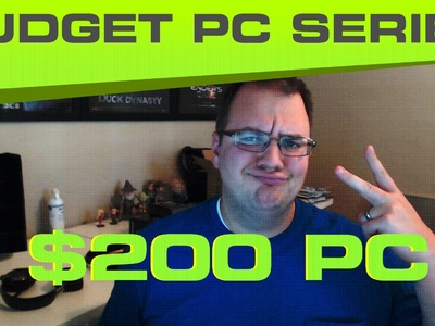 Building a Good and Cheap $200 Gaming PC possible in 2014?