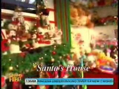 Christmas at Crosswinds 2011 on GMA's Unang Hirit