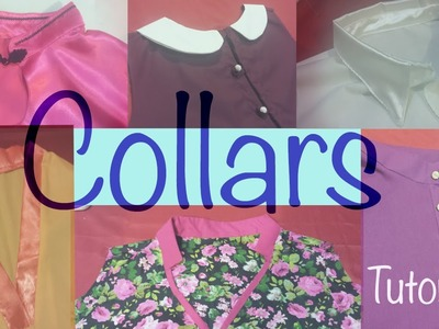 ♥ Collars ☁ Advanced Necklines 2