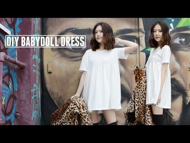 DIY Babydoll Dress