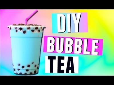 DIY Bubble Tea Drink. Boba Tea Recipe! 2015