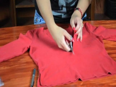 DIY: Cardigan Sweater