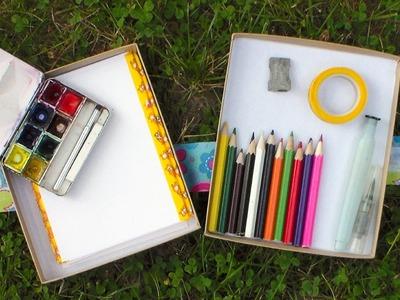 DIY Mini Travel Art Box