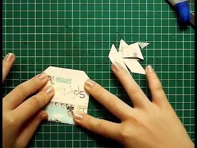 DIY One Minute Envelope (Tutorial)