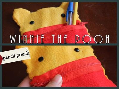 DIY Pencil Case: Winnie the Pooh