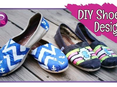 DIY Shoe Designs - Hayleywi11iams