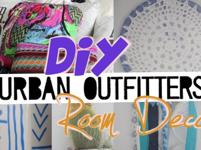 DIY Urban Outfitters Room Decor