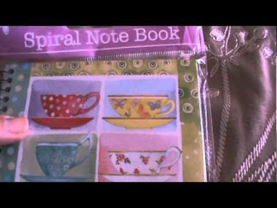 Dollar Tree Scrapbooking Haul