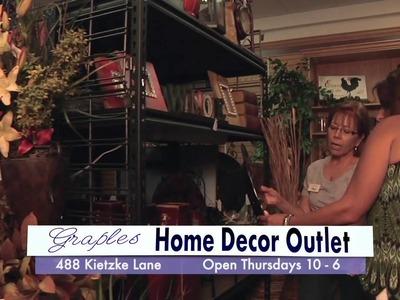 Graples Home Decor Outlet  30 second version