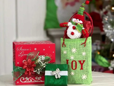 Holiday How To: Gift Wrap Ideas Part 2
